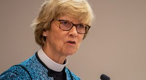 The Rev. Dr. Glenda Curry has become bishop of the Episcopal Diocese in Alabama.