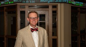 Mendenhall named Associate Dean of Sorrell College