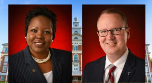 Rosser-Mims, Palmer selected for new leadership roles at Troy University
