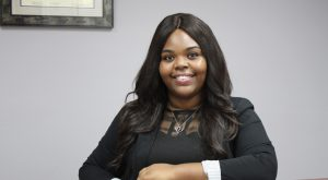At just 26 years old, Kameisha Logan is following her passion and opening a law firm in her hometown of Selma.