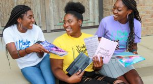 Alumna creates journal line to inspire people