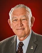 Dr. Dave White retired Oct. 1 as Vice Chancellor of the Phenix City Campus. (TROY photo)