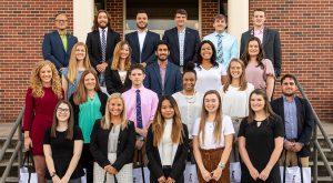 Student Advisory Council helping set course of College of Business