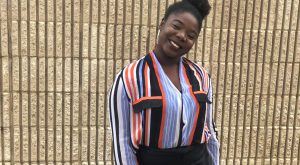 Nigerian TROY student Tomiwa Akintode reveals her experience with the COVID-19 pandemic as she prepares to graduate in December.