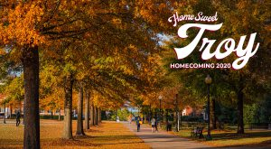 TROY to celebrate Homecoming, recognize Alumni of the Year on Oct. 24