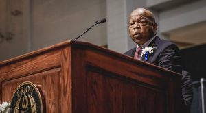 Civil Rights Icon and Georgia Congressman John R. Lewis, a Pike County native, passed away in July.