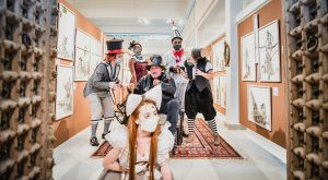 New Nall 'Alice in Wonderland' exhibit thrills visitors