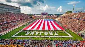 TROY waiving application fees for military members and families during Military Family Month