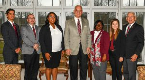 Chancellor's Fellows find experience valuable, eye-opening