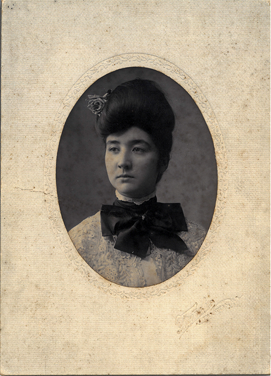 Scottie McKenzie at Judson Female Institute. Courtesy of the Bowling Library Special Collections at Judson College.