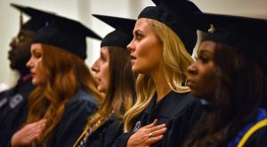 Moser to address TROY graduates during Jan. 15 commencement ceremony