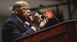 The programming includes the 2018 Leadership Conference, which featured a speech by the late Rep. John Lewis.
