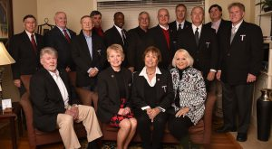Alumni Board endows Legacy Scholarship while chapters continue to make gains
