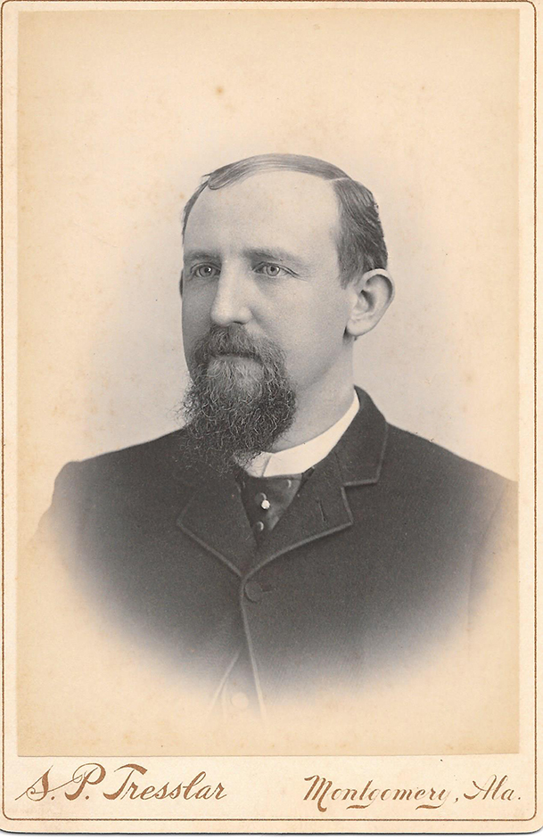 A.A. Wiley ca. 1887.