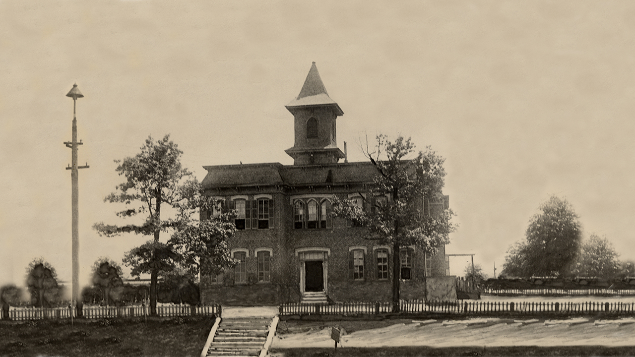 It Came from the Archives: A.A. Wiley and the founding of Troy University