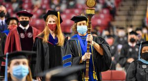 Spring commencement exercises set for May 7 in Trojan Arena