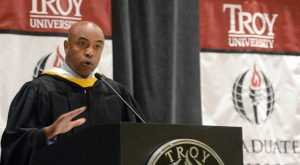 Edwards encourages graduates to inspire others, work together for a better world