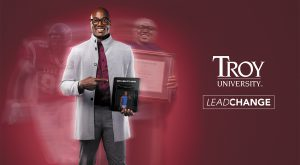 New 'Lead Change' campaign focuses on TROY's leadership development