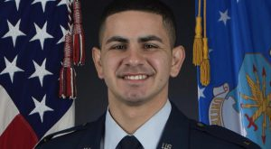 TROY student uses newsletter to improve Air Force morale