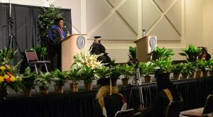 Whitehead to address TROY graduates during June 4 commencement ceremony