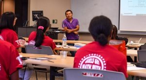 Camp stirs interest in math and other STEM fields for female students