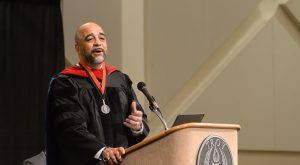 Whitehead encourages TROY graduates to pursue dreams, become leaders and serve