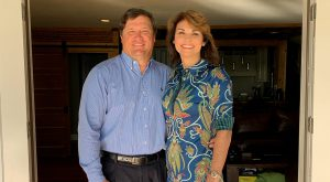 Sherri and Barry Scarborough Give Generous Endowed Scholarship to TROY Students