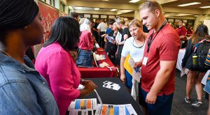 IMPACT sessions are paving the way for return to normal campus operations in the fall