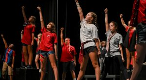 Summer Spotlight brings children together for fun and theater arts