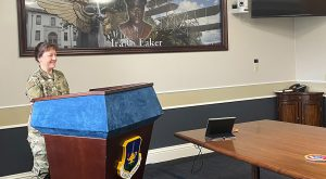 'Intimacy of the experience' at TROY enabled Air Force colonel to achieve success in life, career