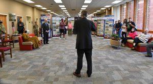 Military postcard exhibit headed to service academies