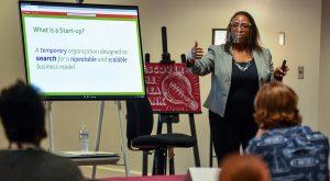 IDEA Bank's entrepreneurship workshop helps equip students for future business success