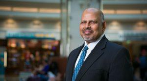 Alumnus Bheodari named Aviation General Manager of Atlanta's Hartsfield-Jackson International Airport