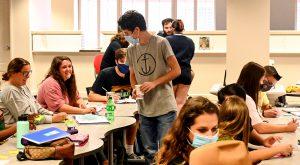 Alumni, faculty big contributors to success of Entrepreneurship Week
