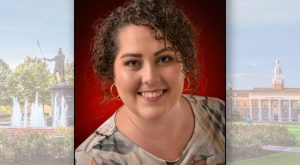 Journalists Savanah Weed has joined the University Relations staff at Troy University.