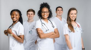 Early acceptance program guarantees seats for Bachelor of Science in Nursing Program