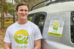 TROY student develops local delivery business