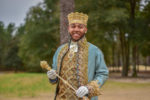 TROY alum serving as Mobile Area Mardi Gras Association king