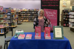 TROY alumna returns to campus for book signing event