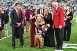 Savannah Maddox crowned TROY Homecoming queen