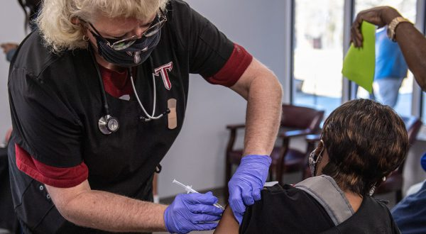 Troy University offers incentives for students to become vaccinated against COVID-19