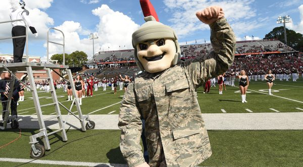 TROY to honor military, observe anniversary of terrorist attacks during Sept. 11 football game