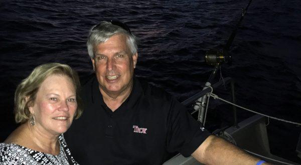 TROY alumni Bill and Debbie Hopper demonstrate love for University through generous gift
