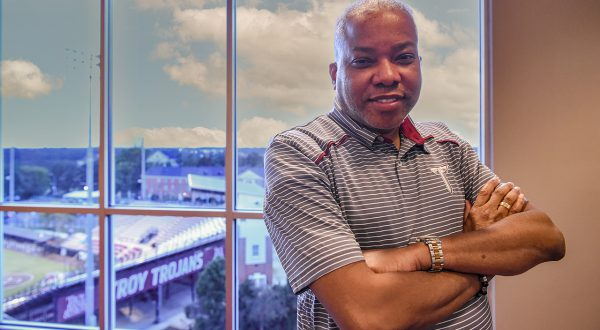 TROY alumnus takes top leadership role in the region for Kappa Alpha Psi