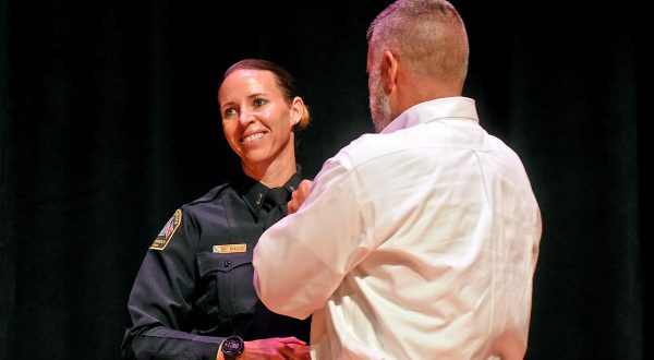 Alumna becomes first female Dothan Police Department captain